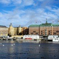 Стокгольм :: Irina Shtukmaster