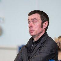 Очень внимательгый зритель... :: Sergey Apinis