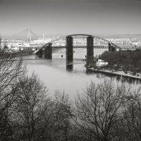 Мосты Днепра :: Андрий Майковский
