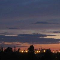 Прогулки по Калининграду.Вечерние огни :: Валентина Дмитровская