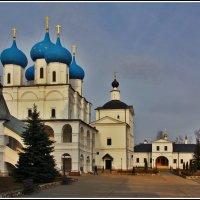 Высоцкий мужской монастырь :: Дмитрий Анцыферов