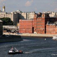 почти старая Москва :: Олег Лукьянов