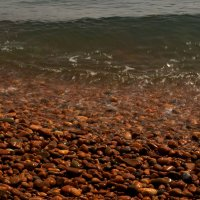 Морские камушки :: Жанетта Буланкина