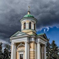 Часовня :: Вадим Sidorov-Kassil