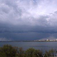 Буря надвигается... :: Ксения Довгопол