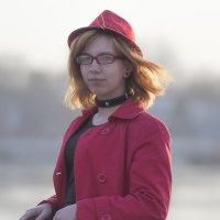 Рыжая, солнечная :: Елена Баландина