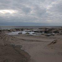 Северодвинск. Весна наступает. Лаконичный пейзаж (2) :: Владимир Шибинский
