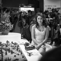Я  Nikon, Nikon . . . ,  а сними меня на Canon ) :: Константин Фролов
