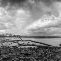 Последняя пристань (после большой воды) :: Евгений Герасименко