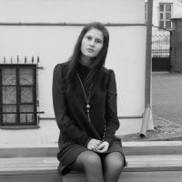 Портрет в старом городе :: Николай Н