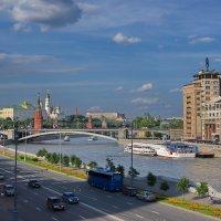 Москва. :: kolin marsh