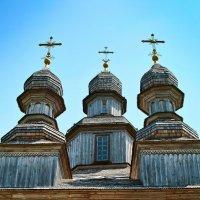 Георгиевская церковь, 18-й в. :: Андрий Майковский