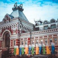 Нижегородская ярмарка :: Виктория