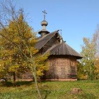 Церковь Благовещения Пресвятой Богородицы. Село Благовещенье. :: demyanikita