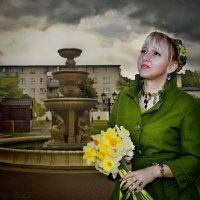 Весенние цветы :: Olga Zhukova