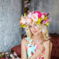 девушка-весна :: Marusya Горькова