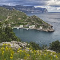 Вид с горы Таврос :: Игорь Кузьмин