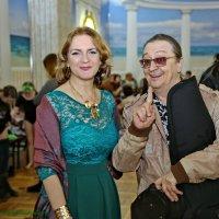 Маргарита Майская и Валерий Ярушин :: Foto Kto