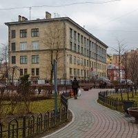 Моя школа :: Константин Бобинский