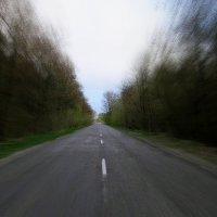 весенняя дорога... :: Назар