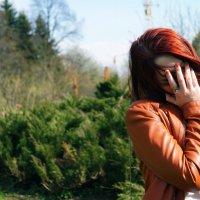Дівчина :: Christina Terendii