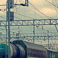 Железная дорога - 54 :: Фотогруппа Весна.