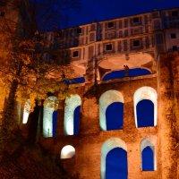 Ночь старой крепости :: Ольга