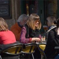 В кафе :: Lmark