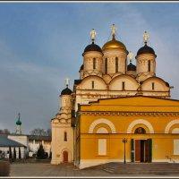 Собор Рождества Пресвятой Богородицы в Пафнутьевом-Боровском монастыре :: Дмитрий Анцыферов