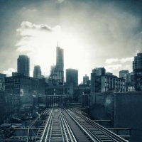 Метро-Путешествие по Чикаго :: Gene Brumer