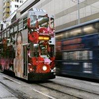 Гонконгский трамвай :: Maxim Unarov