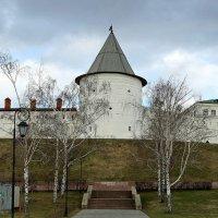 Смотровая башня Казанского Кремля :: Виктор Добрянский