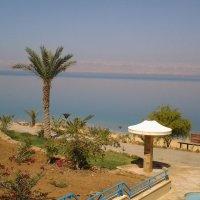 Ранее утро на Мертвом море. :: Жанна Викторовна