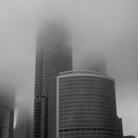 Сити в тумане :: Svetlana AS