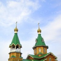 Церковь Сретения Господня .г.Бердск . :: Мила Бовкун