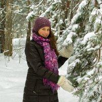 В весеннем лесу :: Дмитрий Конев