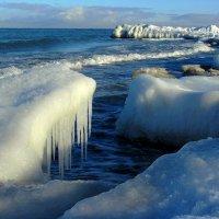 Скульптуры Балтийского моря :: Сергей Карачин