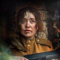последний патрон... :: Надежда Бирюкова