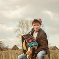 Первый парень на деревне :: Сергей Винтовкин