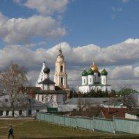 Будний день в Коломне :: Евгения Куприянова