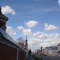 Коломна, кремль :: Евгения Куприянова