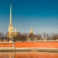 Петропавловская крепость :: Алексей Ершов
