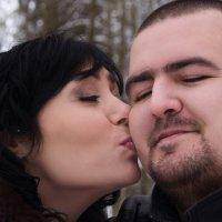 Поцелуй :: Юлия Плешакова