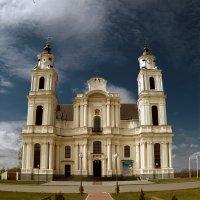 Костёл  Девы Марии (базилика малая) :: Олег Фиедориенко
