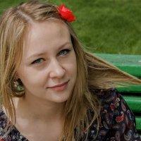 Оксаночка :: Евгения Лаврова