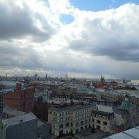 Кусочек Москвы :: Мила