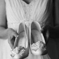свадебные туфельки :: Андрей Мирошниченко