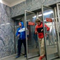 ...статика и динамика подземки (эпизод 3) :: Сергей Андрейчук