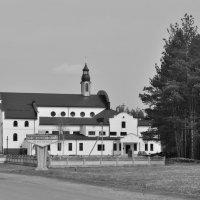 Костел Богоматери Фатимской, Шумилино, Витебская область, Беларусь :: Алеся Пушнякова