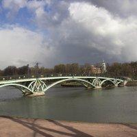 мост в весну :: Анна -